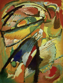 W.Kandinsky, Angel of the Last Judgement by AKG  Images