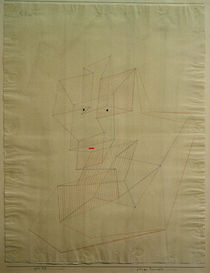 Paul Klee, Bange Einsicht / 1930 by AKG  Images