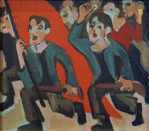 E.L.Kirchner, 1 May Revolution by AKG  Images