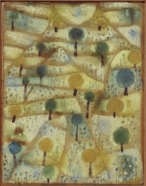 Paul Klee, Small Rhythmic Landscape/1920 by AKG  Images