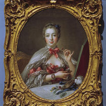 Madame de Pompadour / Boucher by AKG  Images