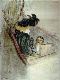 Toulouse-Lautrec, Idylle princière von AKG  Images