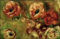 Renoir / Anemones / Painting / 1899 by AKG  Images