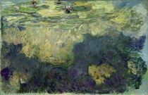 Monet / Waterlilies / Painting by AKG  Images