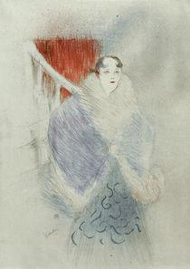 Toulouse-Lautrec, Elsa, die Wienerin von AKG  Images