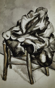 Cézanne / Coat on Chair / 1890–1900 by AKG  Images