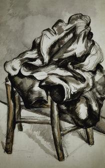 P.Cézanne, Mantel auf Stuhl von AKG  Images