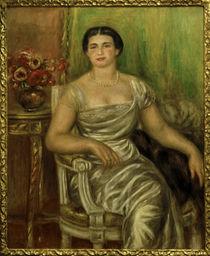 A.Renoir, Alice Vallières-Merzbach von AKG  Images