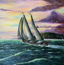 Hart am Wind von Peter Schmidt