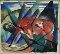 Franz Marc / Bull / 1913 by AKG  Images
