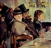 Edouard Manet / In the Cafe / 1878 by AKG  Images
