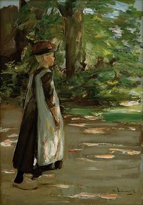 M.Liebermann, Gehendes Mädchen von AKG  Images