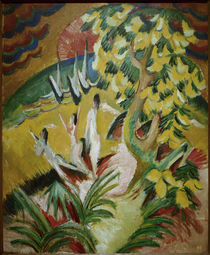 Ernst Ludwig Kirchner / Round Bay by AKG  Images