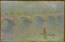 C.Monet, Waterloo Bridge von AKG  Images