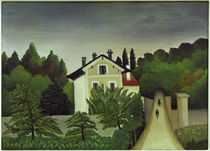 H.Rousseau, Banks of the Oise by AKG  Images