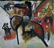 Kandinsky / Impression IV / Painting by AKG  Images