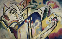 Kandinsky / Composition IV / 1911 by AKG  Images