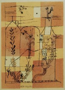 P.Klee, Hoffmanneske Scene von AKG  Images