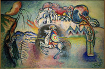 W.Kandinsky, Rider, St. George by AKG  Images