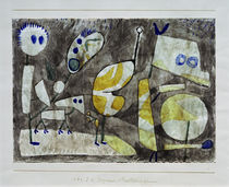 P.Klee, Ungeheuer (Monster) / 1939 by AKG  Images