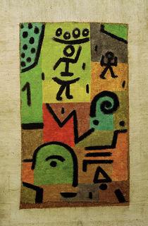 Paul Klee, Citronen-Ernte von AKG  Images