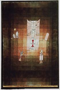 Paul Klee / Der Berg der heiligen Katze by AKG  Images