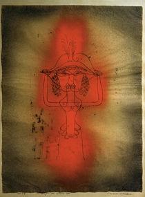 Paul Klee, Sängerin der komischen Oper von AKG  Images