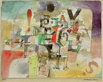 P.Klee, Das litterarische Klavier von AKG  Images