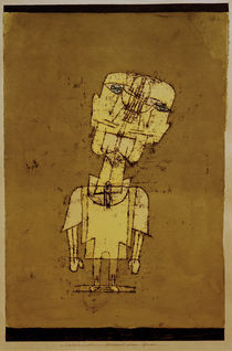 P.Klee, Ghost of a Genius / 1922 by AKG  Images