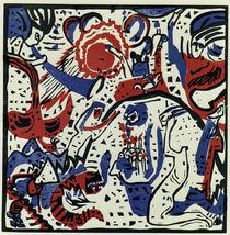 W.Kandinsky, Große Auferstehung von AKG  Images