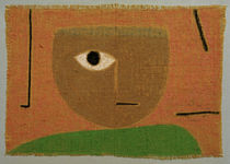 Paul Klee, The Eye / 1938 by AKG  Images