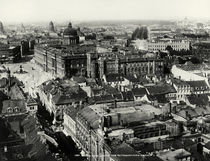 Berlin / Palace from Town Hall / Levy by AKG  Images