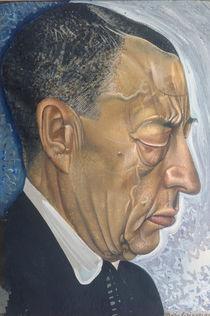 S.W.Rachmaninow / Gem. v. Grigorjewitsch by AKG  Images