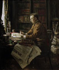 A.Gallen-Kallela, Portrait Dr. H.F.Antell by AKG  Images
