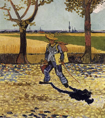 V. van Gogh / On the way to work by AKG  Images