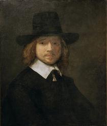 Rembrandt-Umkreis, Herrenbildnis von AKG  Images
