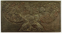 Gauguin / Bretonian women / Relief by AKG  Images