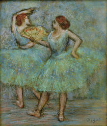 Degas / Two Dancers /  c. 1905 by AKG  Images