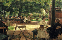 Max Liebermann / Restoration Garden by AKG  Images