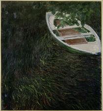 C.Monet, Der Kahn von AKG  Images