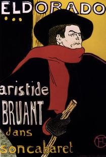 Toulouse-Lautrec / Eldorado / Poster by AKG  Images