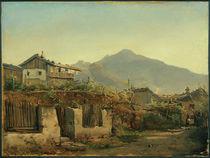 C.Morgenstern, Dorf Tirol von AKG  Images
