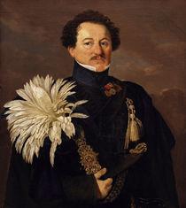 Gustav von Normann / Gem. v. Rayski by AKG  Images