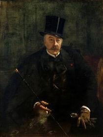 Alfred Stevens / Gemälde von Henri Gervex von AKG  Images