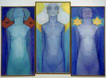 P.Mondrian, Evolution by AKG  Images