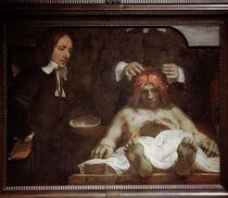 Rembrandt, Anatomie des Dr. J.Deijman von AKG  Images