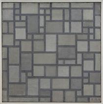 P.Mondrian, Composition With Lattice by AKG  Images