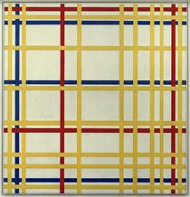 Piet Mondrian / New York City/ 1941–42 von AKG  Images