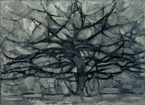 Piet Mondrian / Grey tree / 1911 by AKG  Images