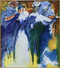W.Kandinsky, Impression VI (Sonntag) von AKG  Images